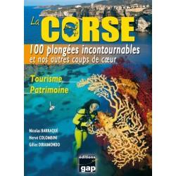 100 Plongées incontournables en Corse