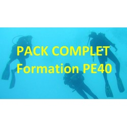 FORMATION PE 40 : PACK COMPLET