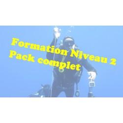 FORMATION NIVEAU 2 - PACK COMPLET