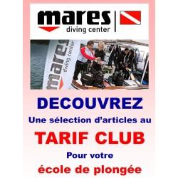 TARIFS ECOLE DE PLONGEE